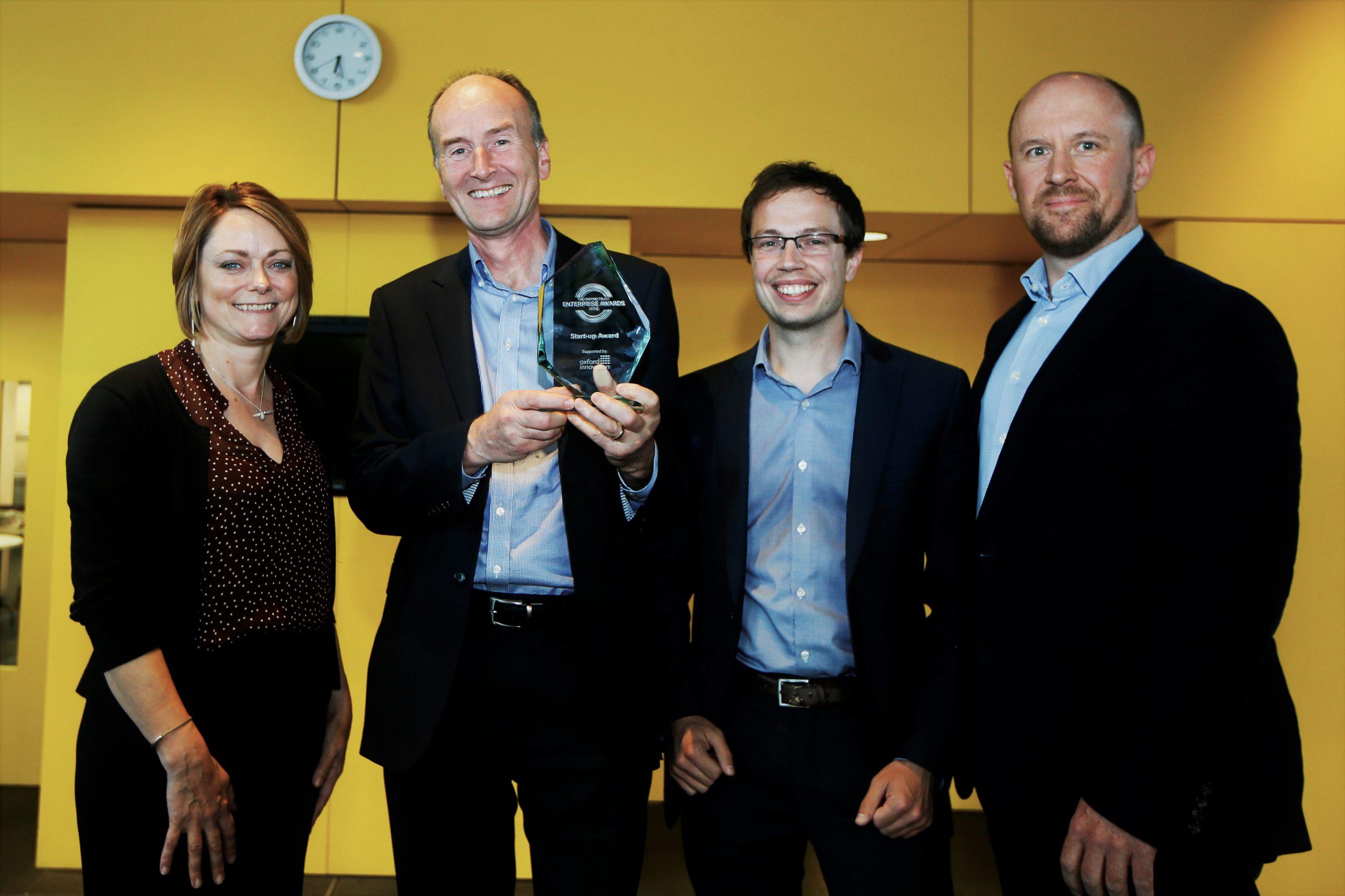 Opsydia Wins Innovation Startup Award