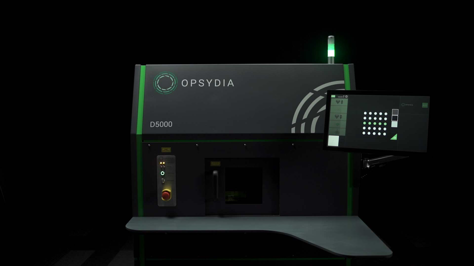 The Opsydia System